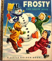Frosty the Snowman at Grosse Pointe Music Academy