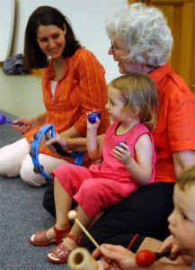 Music Together classes in Canton Township