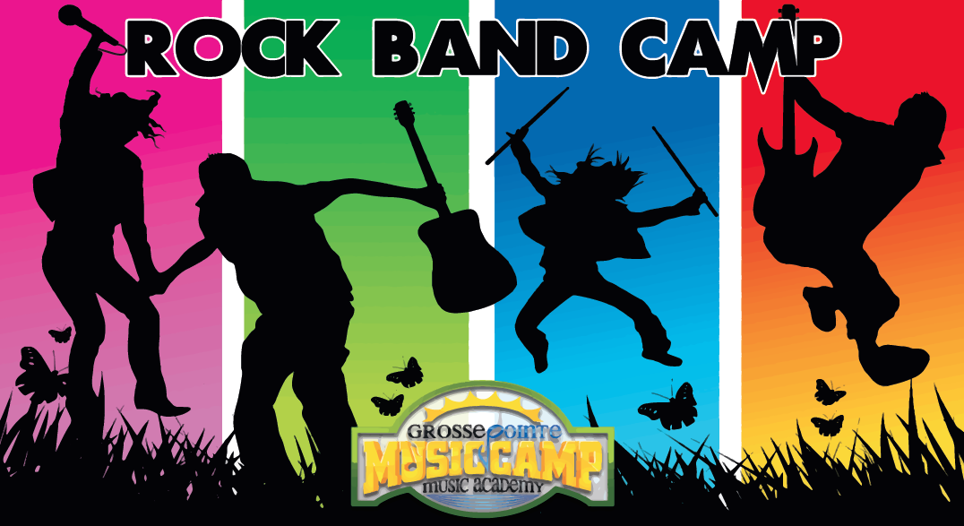 Music Camp 2015 Grosse Pointe