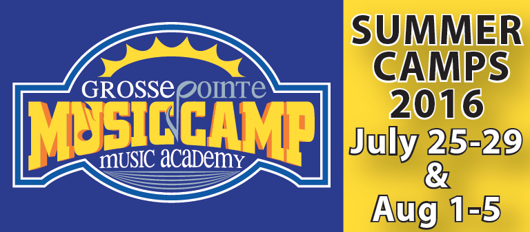 summer music camp 2016