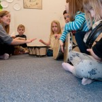 Instrument class for young children