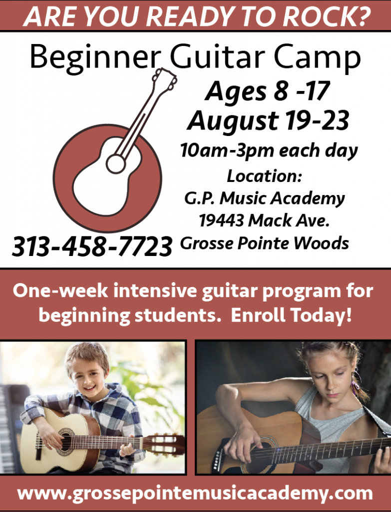 Beginner Guitar Camp