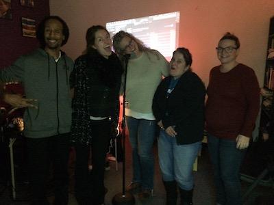 adult karaoke grosse pointe
